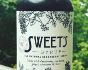 Sweets Elderberry Syrup
