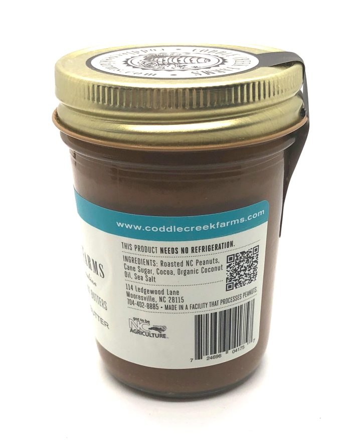 Coddle Creek Farms Chocolate Peanut Butter