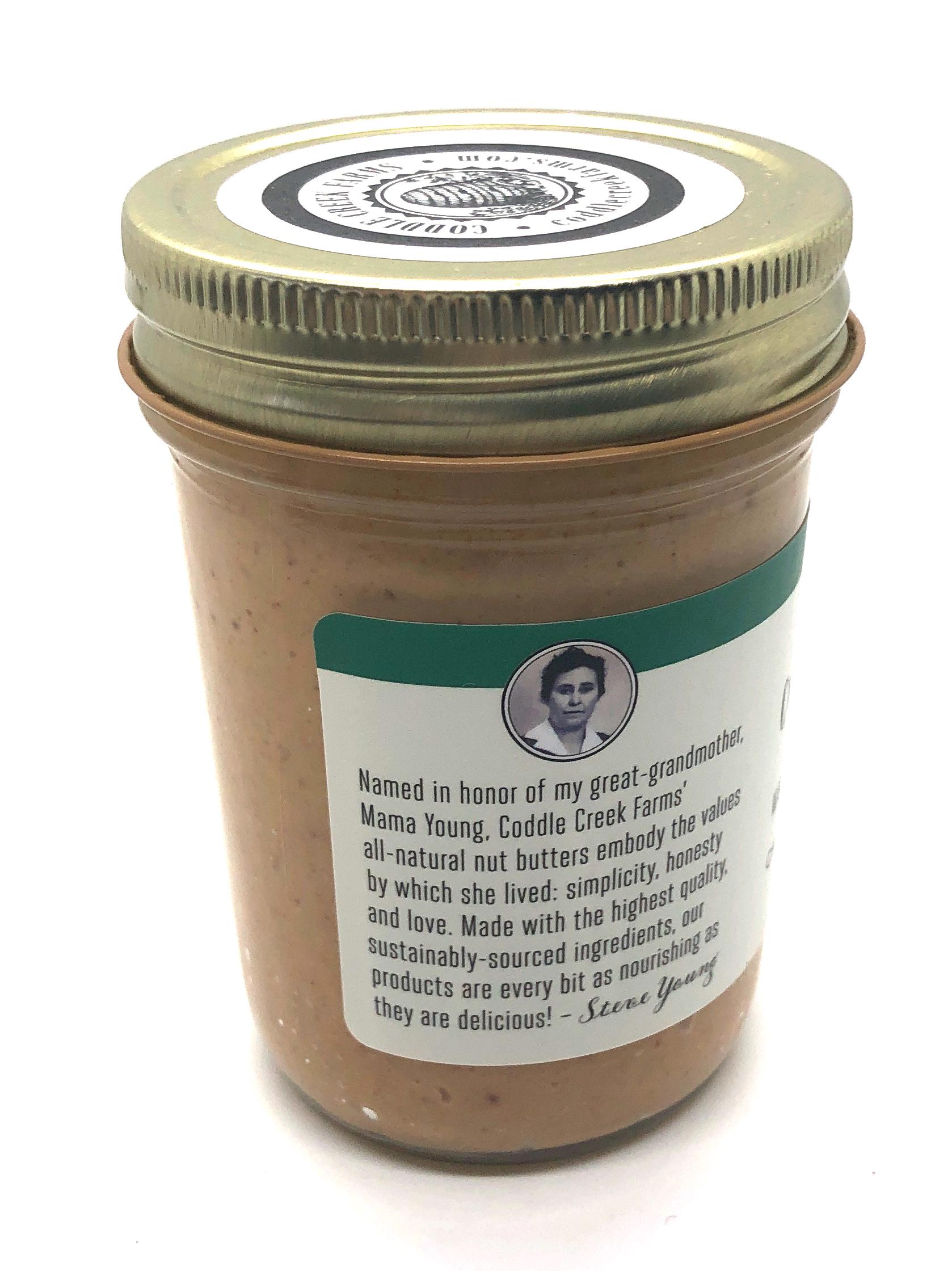 Coddle Creek Farms Peanut Butter