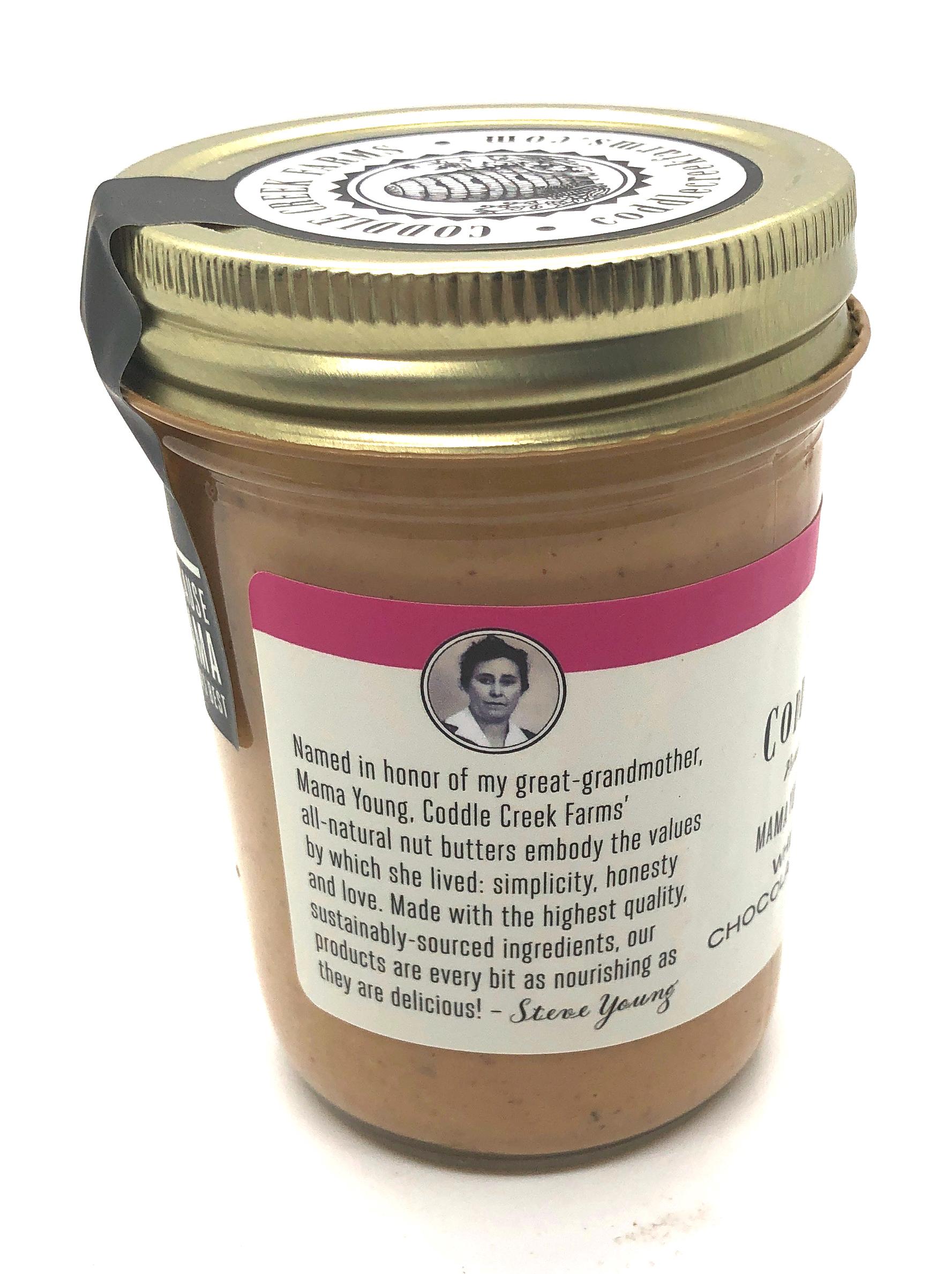 White Chocolate Peanut Butter