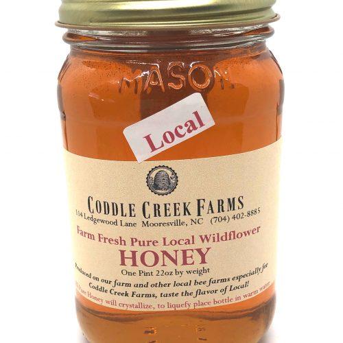 Coddle Creek Farms 22oz Honey