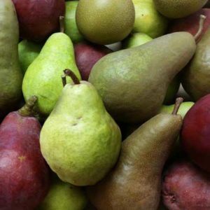 mixed pears