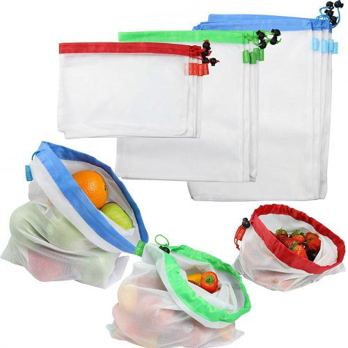 Produce Bags, Storage, & Displays