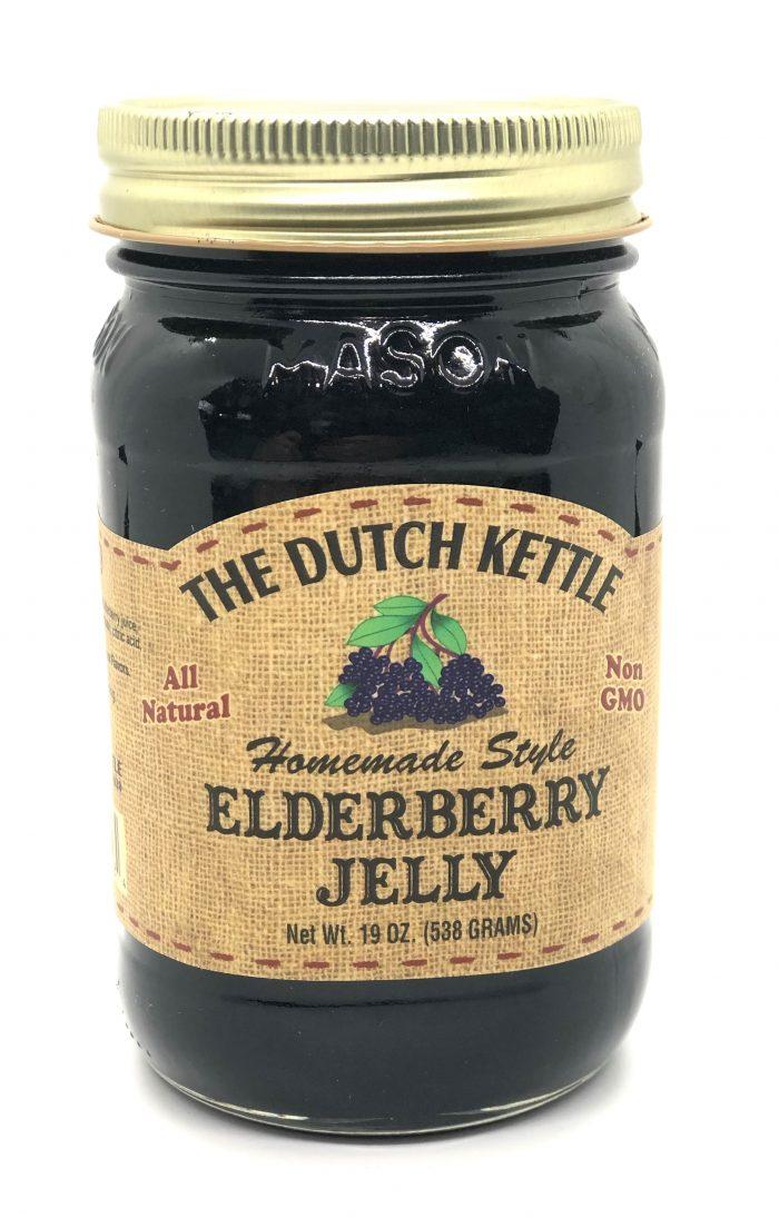 Elderberry Jelly
