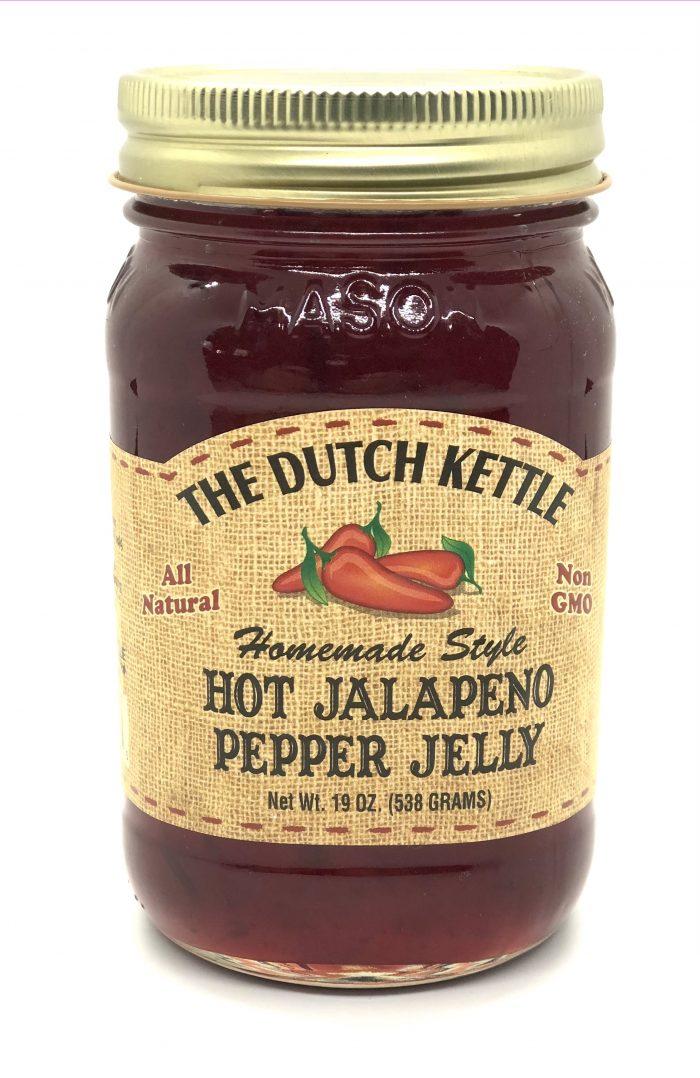 Hot Jalapeno Pepper Jelly