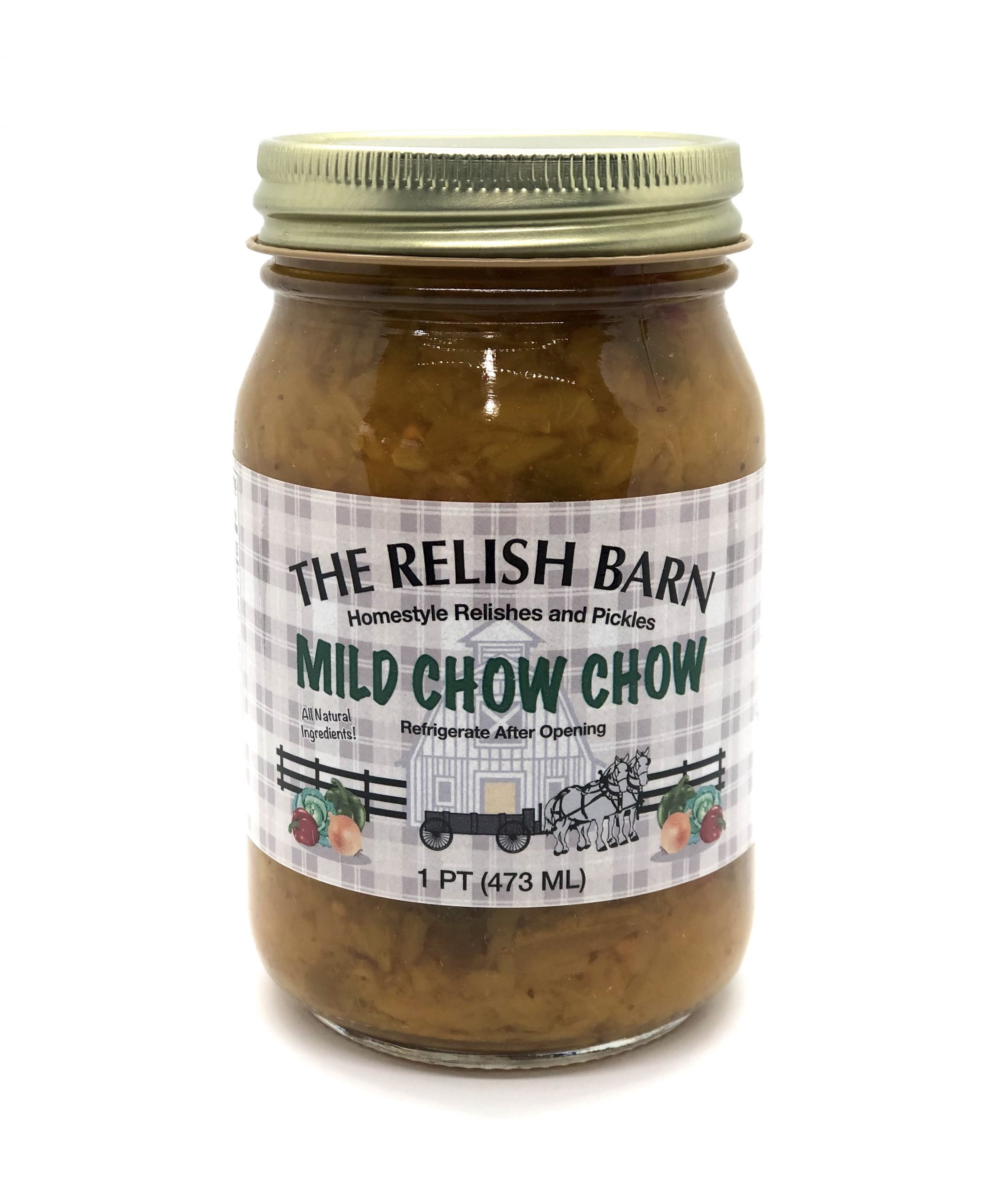 Mild Chow Chow