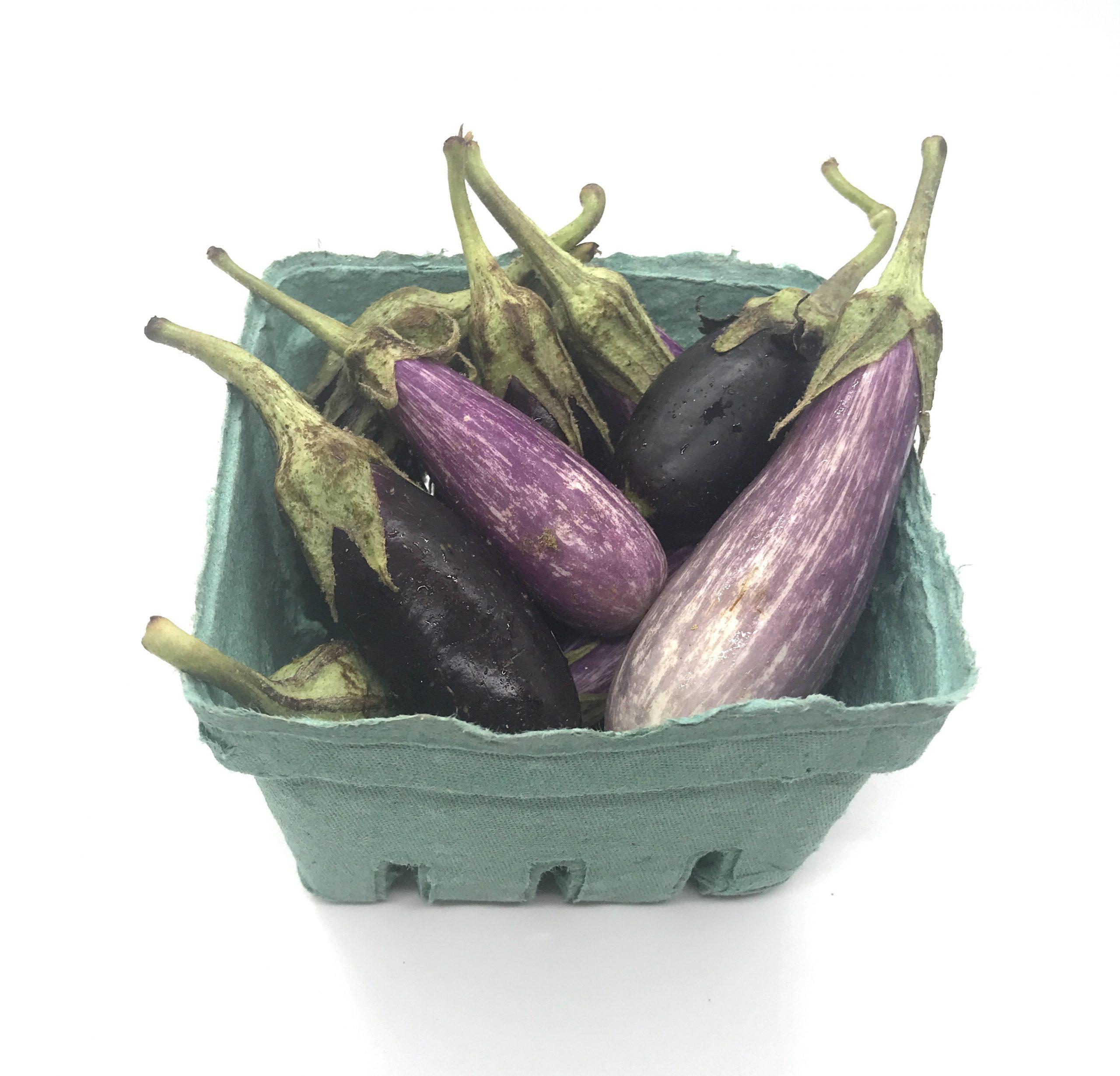 Fairy Tale Mini Eggplant