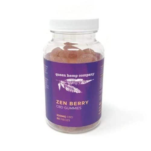 Queen Hemp Zen Berry