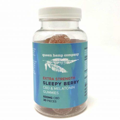 Sleepy Berry Extra Strength