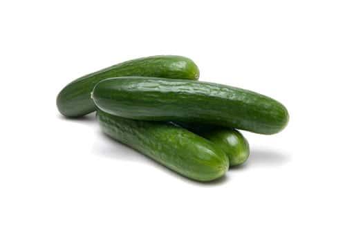Mini English Cucumbers
