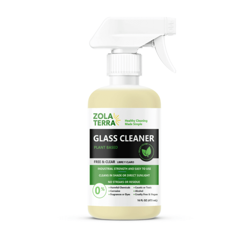 Zola Terra Glass Cleaner 16oz