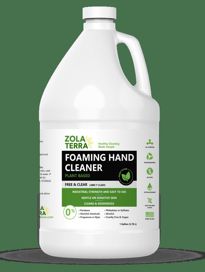 Zola Terra Hand Soap Gallon