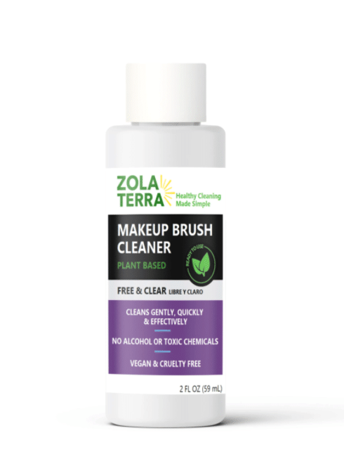 Zola Terra Makeup Brush Cleaner