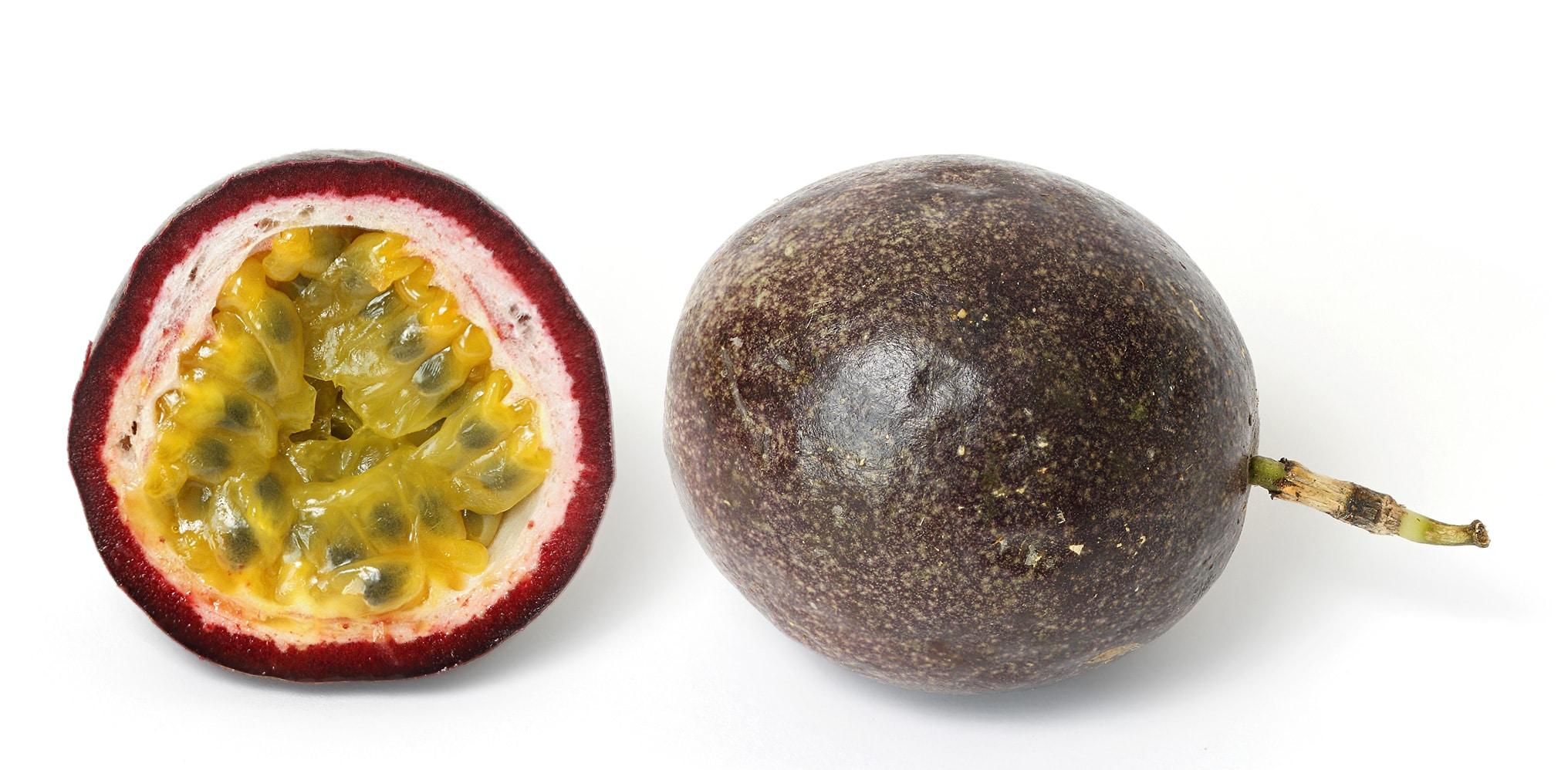 Passon Fruit Inside