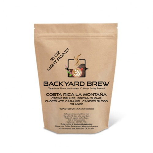 Costa Rica La Montana