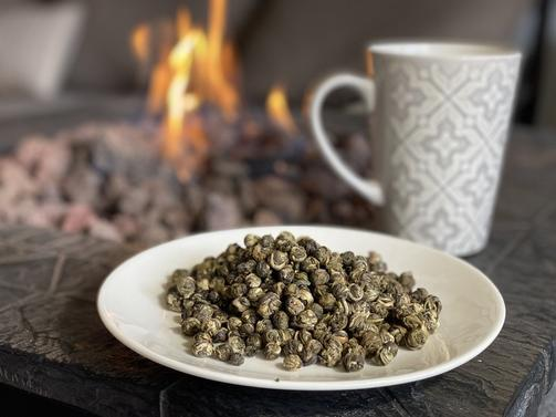 Backyard Brew Jasmine Pearls Tea