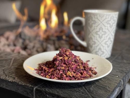 Backyard Brew Moroccan Rose Dance Tea