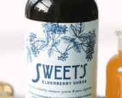 Sweets Elderberry Shrub