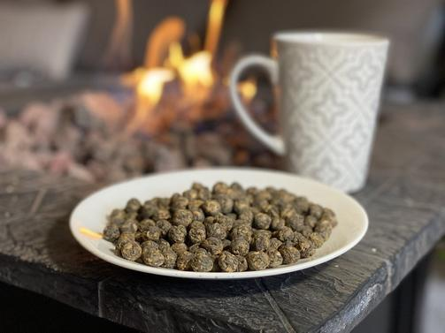 Backyard Brew Black Pearls Tea