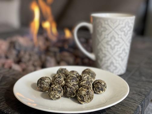 Backyard Brew Dragon Pearls Tea