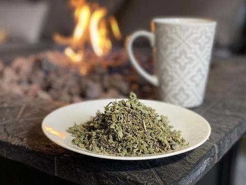 Backyard Brew Green Peppermint Tea