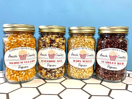Coddle Creek Popcorn Set