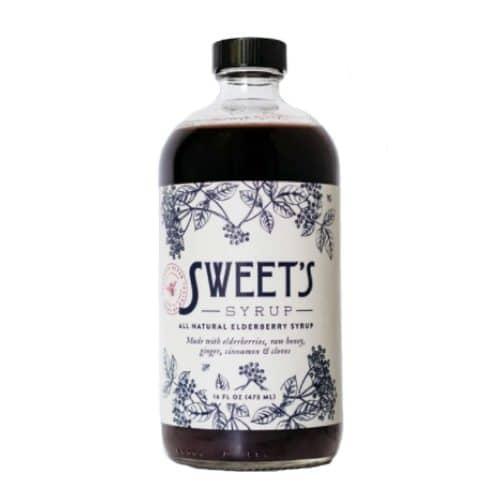 Sweet's Elderberry