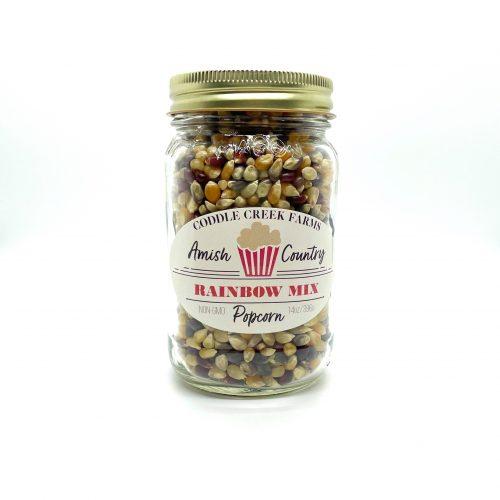 Coddle Creek Rainbow Popcorn