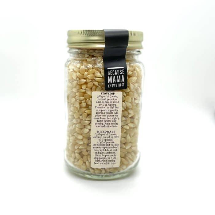 Coddle Creek Baby White Popcorn