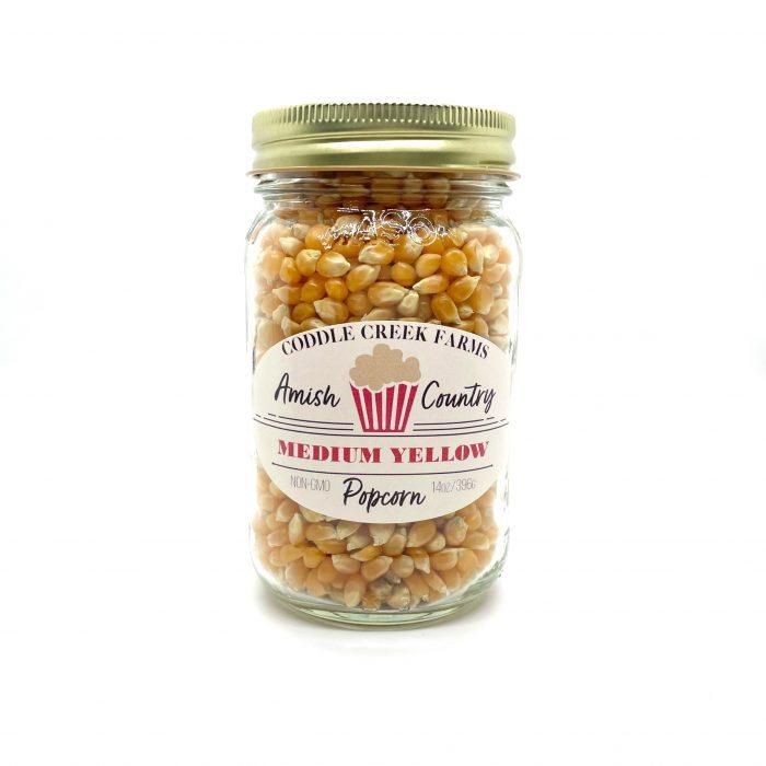 Coddle Creek Yellow Popcorn
