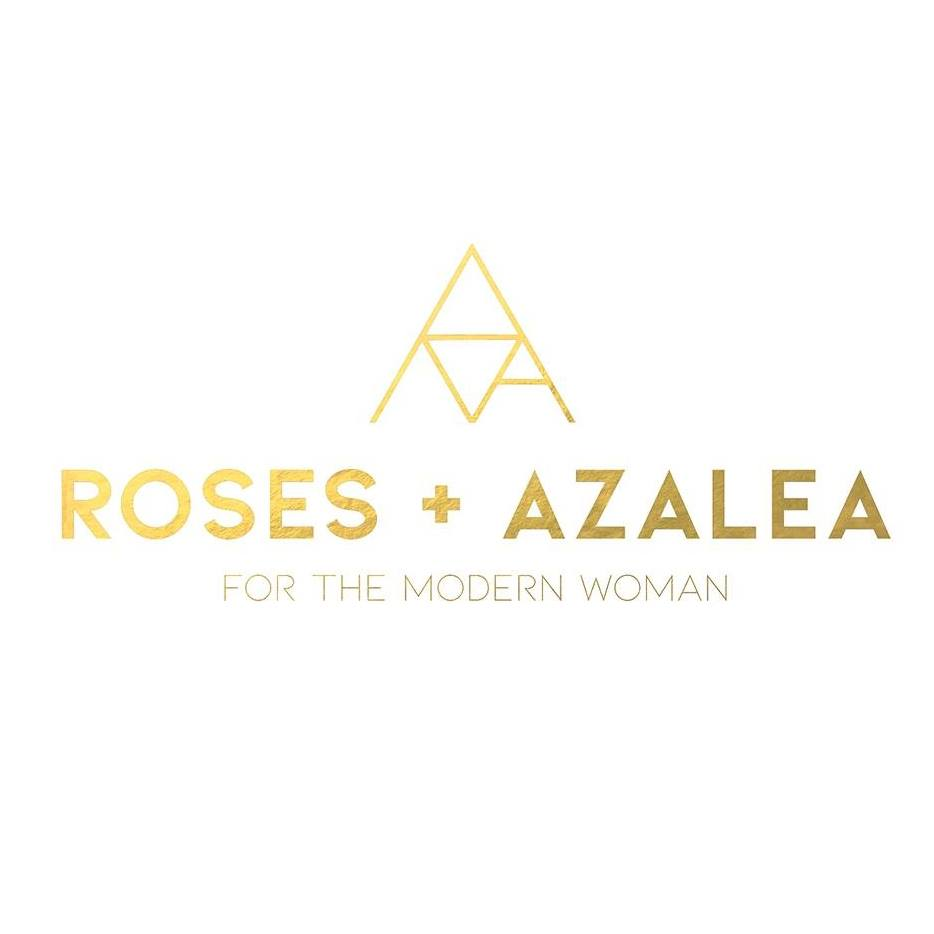Roses + Azalea Logo