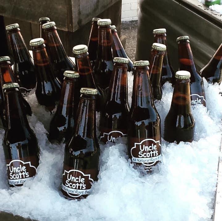 Scotts Root Beer