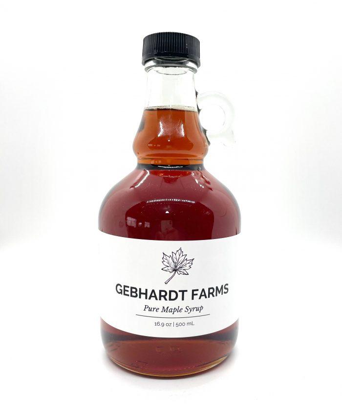 Gebhardt Farms 16oz Maple Syrup