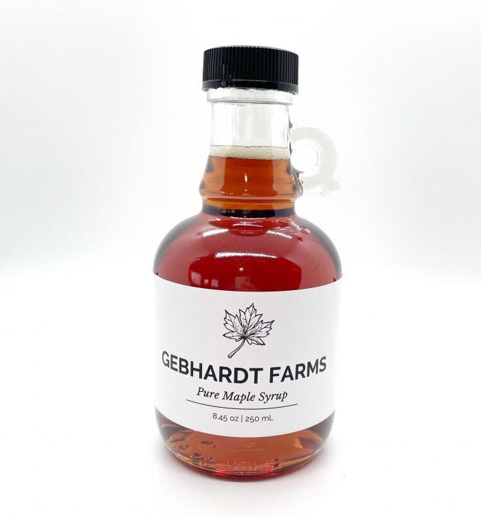Gebhardt Farms 8oz Maple Syrup