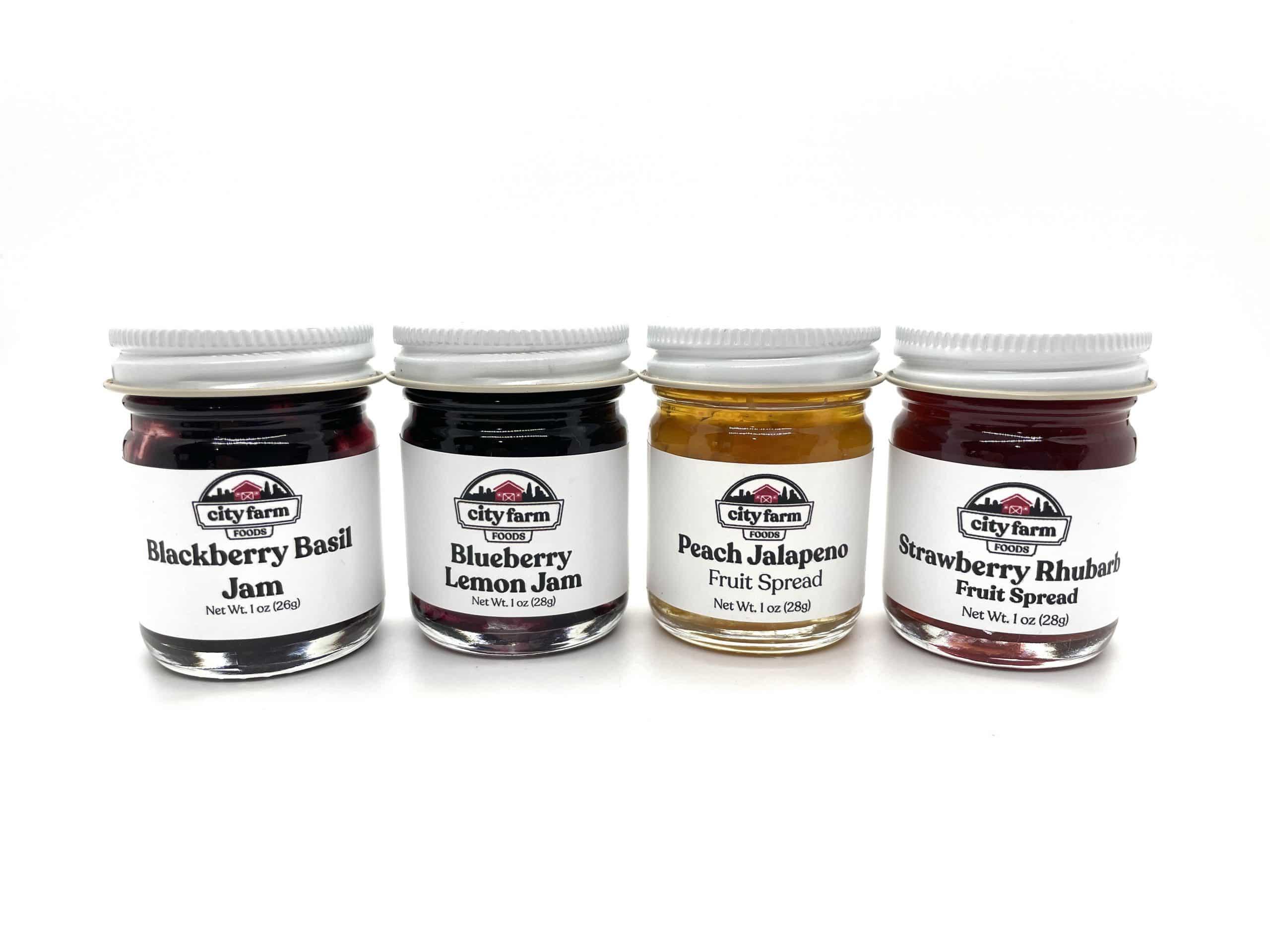 Farm Fresh Flavors Jam Set