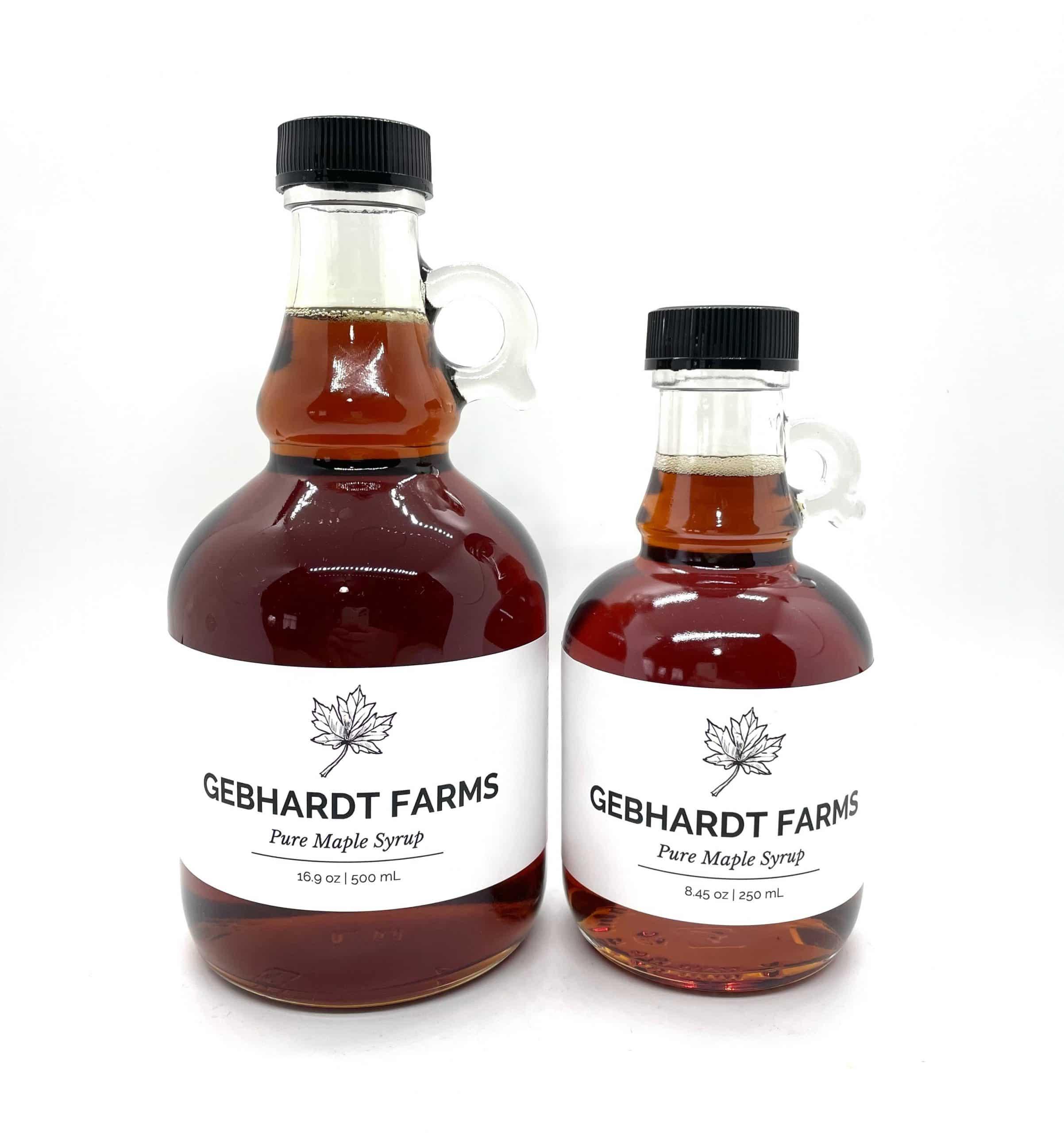 Maple Syrup Gebhardt Farms