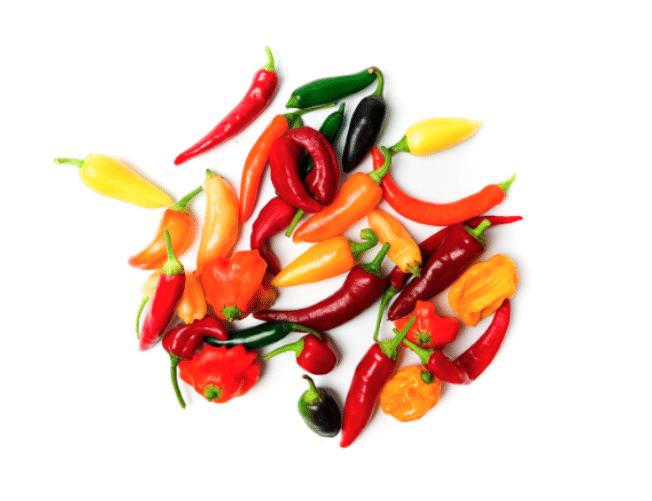 Hot Pepper Medley