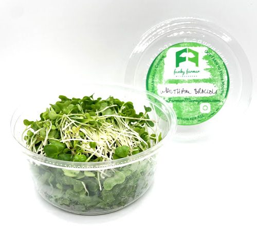 Funky Farmer Broccoli