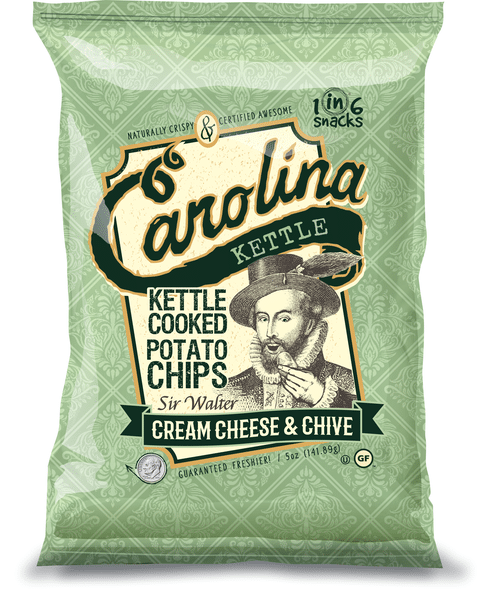 Carolin Kettle Cream Cheese and Chive