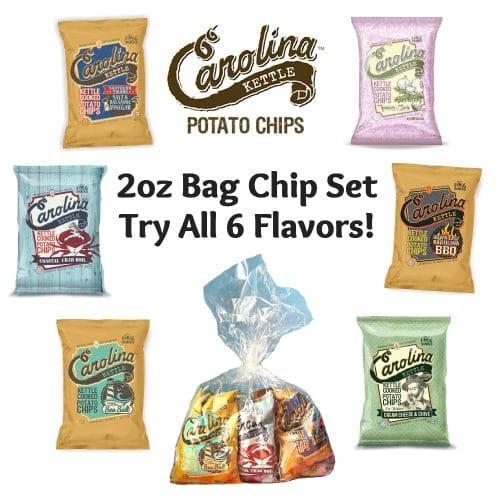 Carolina Kettle - 2oz Chip Set